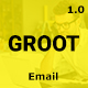 Groot Multipurpose Email Template - ThemeForest Item for Sale