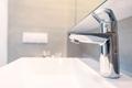 Modern Sink Faucet Closeup - PhotoDune Item for Sale