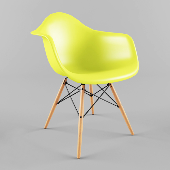 Chair for Unity 3D - 3DOcean Item for Sale