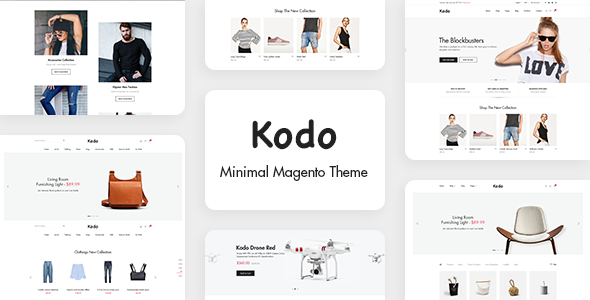 Download Kodo - Minimal Magento 2 Theme            nulled nulled version