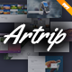 Artrip Amazing Presentation - GraphicRiver Item for Sale