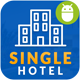 Single Hotel App with Material Design - CodeCanyon Item for Sale