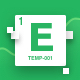 Elemento - Web Design Project for Apps - Sketch Template