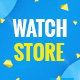 Watch Store - HTML5 Animated Banner Template