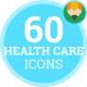 Dentist Doctor Health Care Medical Animation - Flat Icons and Elements