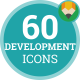 Website Development Technology Web Programming Animation - Flat Icons and Elements - VideoHive Item for Sale