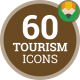Journey Tourism Holiday Traveling Animation - Flat Icons and Elements - VideoHive Item for Sale