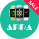 Appa - Watch Store Responsive WooCommerce WordPress Theme - ThemeForest Item for Sale