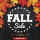 Autumn Fall Sale Banners Set 2