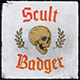 Scult Badger - GraphicRiver Item for Sale