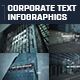 Corporate Text Infographics / 4K Titles Project - VideoHive Item for Sale