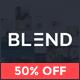 Blend - Multi-Purpose Responsive Website Template - ThemeForest Item for Sale