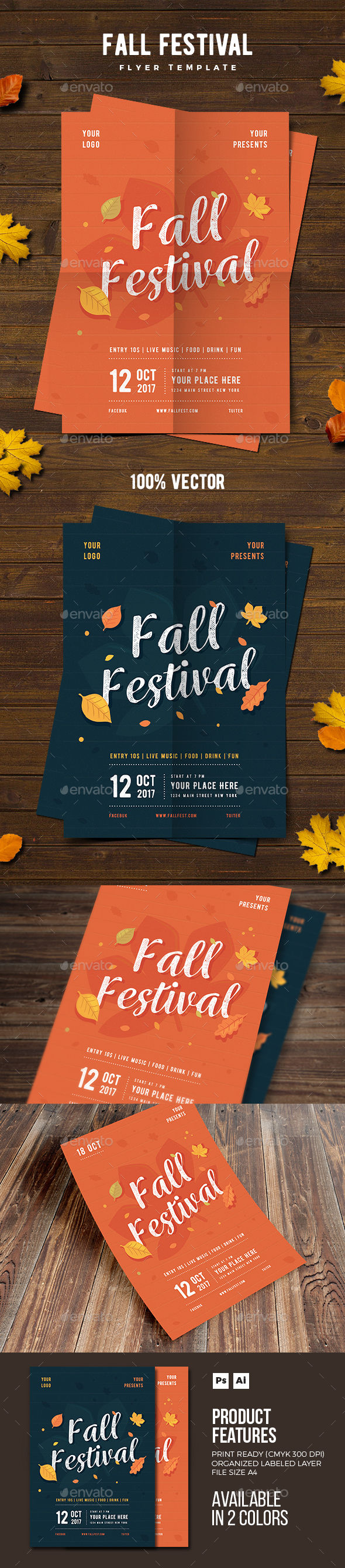 Fall Festival 04 - Holidays Events