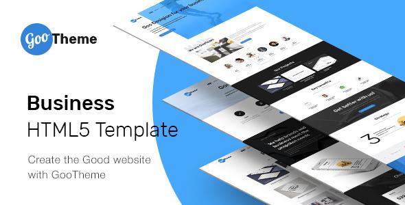 GooTheme - Business HTML Template