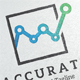 Accurate / Economics - Logo Template