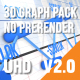 3D Graph Pack No Prerender - VideoHive Item for Sale
