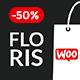 Floris - Fashion Shopping Theme - ThemeForest Item for Sale