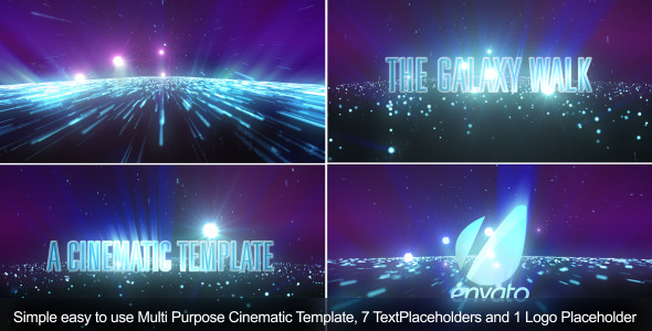 the galaxy walk cinematic template by strokevorkz videohive