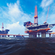 Oil And Gas Pumping Station - VideoHive Item for Sale