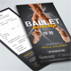 DL Ballet Workshop Flyer - GraphicRiver Item for Sale