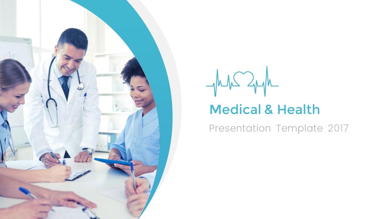 Medical - Healthy Keynote Template