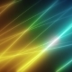 Abstract Motion Background, Shining Lights, Energy Waves and Particles
