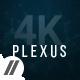 4K Cinematic Plexus Network - VideoHive Item for Sale
