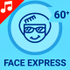 Face Expression Animation - Line Icons and Elements - VideoHive Item for Sale