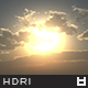 High Resolution Sky HDRi Map 127