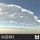 High Resolution Sky HDRi Map 128