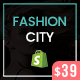 Fashion City -Shopify  Responsive Sectioned Theme - ThemeForest Item for Sale
