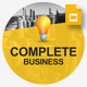 Complete Business Google Slides - GraphicRiver Item for Sale