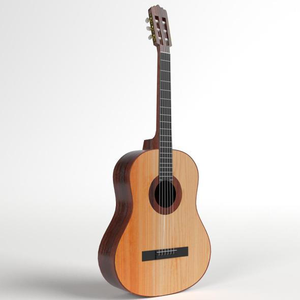 3DOcean Student Classical Guitar 20529489