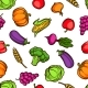 Harvest Seamless Pattern - GraphicRiver Item for Sale