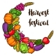 Harvest Decorative Element