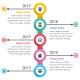 Modern Timeline Infographics - GraphicRiver Item for Sale