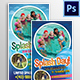 Water Festival Banner - GraphicRiver Item for Sale