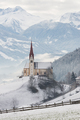 Church in the snow in Austria - PhotoDune Item for Sale
