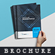 Brokers Profile Brochure - GraphicRiver Item for Sale