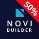 Novi - Visual Page Builder