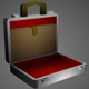 Rigged Briefcase - 3DOcean Item for Sale