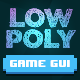 GUI for Low Poly Game - GraphicRiver Item for Sale