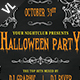 Halloween Party Poster / Flyer V03 - GraphicRiver Item for Sale