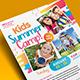 Kids Activities Flyer - GraphicRiver Item for Sale