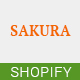 Sakura - Restaurant Shopify Theme