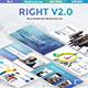 Right v2 Multipurpose Powerpoint Template