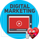 Digital Marketing and Advertisement Concepts