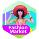 Fashion Market Slideshow - VideoHive Item for Sale