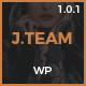 J.Team - Universal WooCommerce Theme - ThemeForest Item for Sale