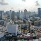 Bangkok City Panorama, Nana and Sukhumvit Road Aerial Photography - PhotoDune Item for Sale
